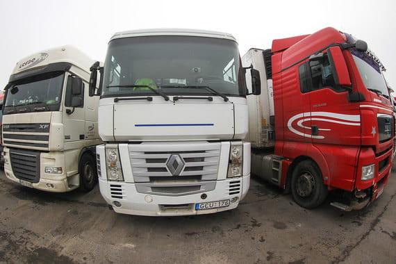 Москву предупредили о росте цен из-за новых правил для грузовиков