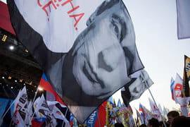 Задача Кремля – собрать под знамена Путина как можно больше людей
