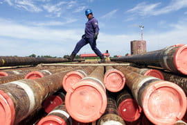 Целью соглашения ОПЕК+ было сократить запасы нефти ниже среднего пятилетнего уровня
