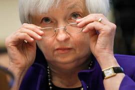 Глава ФРС Дженнет Йеллен