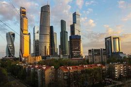 """В 2018 году в """"Москва-сити"""" планируют переехать министерства экономического развития, промышленности и связи"""