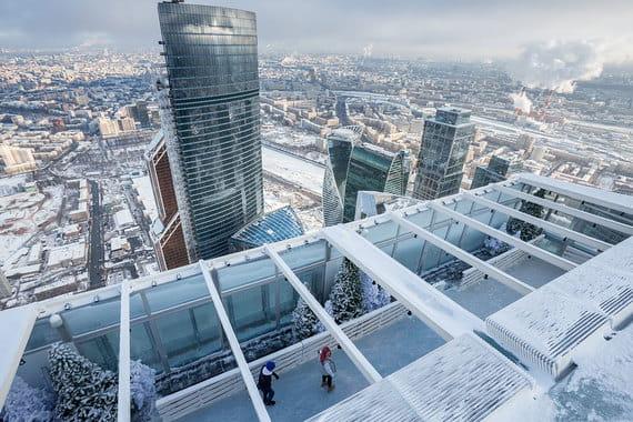Банки в москва сити список