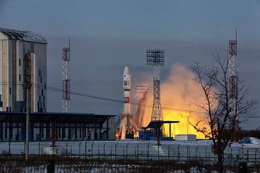 28 ноября состоялся второй в истории нового космодрома Восточный запуск ракеты-носителя «Союз-2.1б»