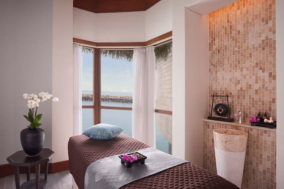 Лучший спа на частном острове - Anantara Spa на острове Banana Island Resort Doha в Катаре. Он обошел конкурентов на островах Фрегат (Сейшелы), Велаа (Мальдивы) и Лаукала (Фиджи)