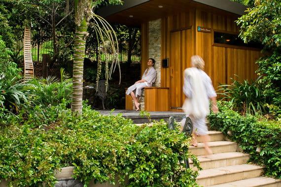 Лучший Day Spa, австралийский Gaia Retreat & Spa, отметили за сбалансированные программы восстановления, рассчитанные на два, три, пять или семь дней