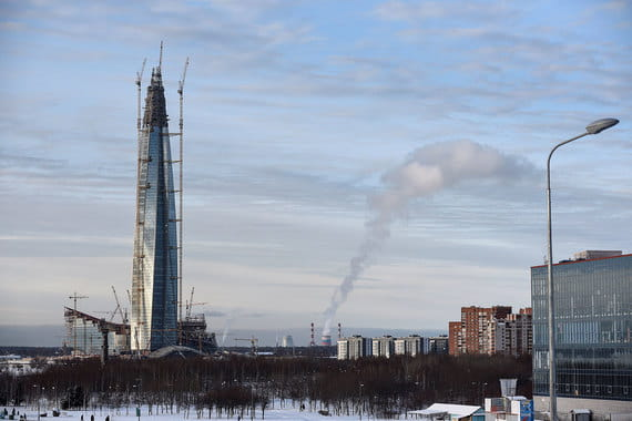 normal 1uc7 Кто заработал на переезде «Газпрома» в Петербург