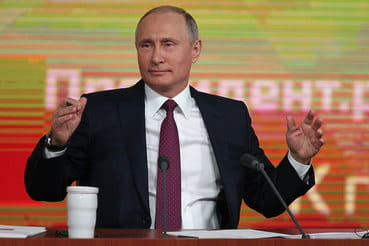 Путин обвинил Родченкова в работе на спецслужбы США