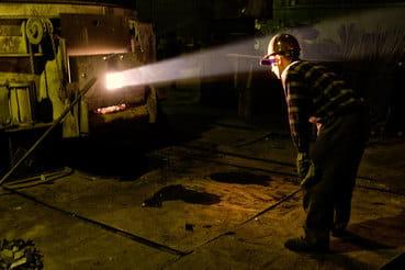 Падение промышленного производства в ноябре оказалось худшим с 2009 года