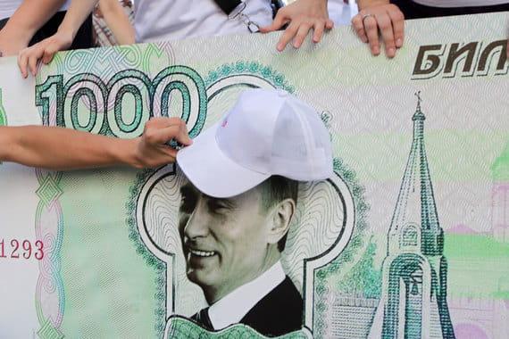 Владимир Путин решил простить налоговые долги 50 млн избирателей