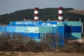 Симферопольская ТЭС (на фото) строится быстрее Севастопольской