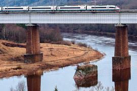 Самый дорогой «Деловой проездной» на «Сапсан» стоит 432 000 руб.