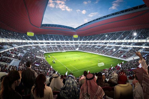 «Эль Байт» после ЧМ-2022 станет базой футбольного клуба, его вместимость будет уменьшена с 60 000 до 32 000 кресел. Вместо снятых трибун будут встроены гостиница и торговый центр