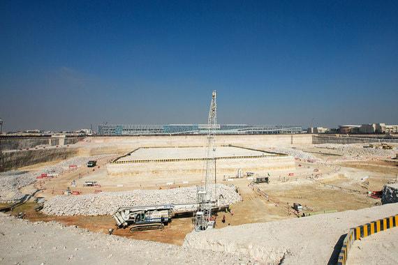 «Фонд Катара» расположен в Дохе в 7 км от исторического центра города. На всех стадионах на 40 000 зрителей пройдут матчи в группах и матчи плей-офф вплоть до четвертьфиналов