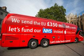 Пока перенаправлять каждую неделю в страну 350 млн фунтов, обещанных сторонниками Brexit, у Великобритании не получается