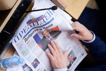 Серьезная законотворческая работа интересна журналистам далеко не всегда