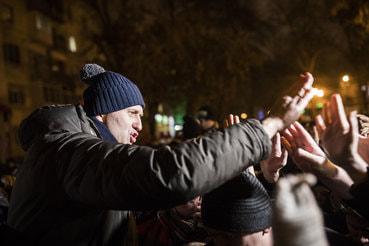Алексей Навальный начал официальную президентскую кампанию