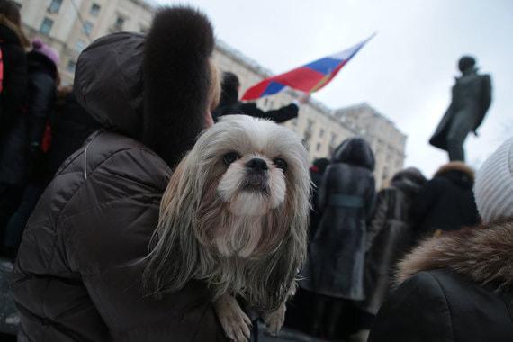 Пресс-служба МВД сообщила о 300 участниках