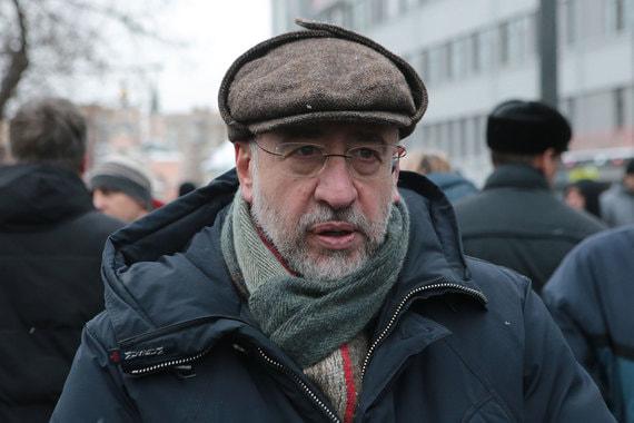 Член СПЧ Николай Сванидзе