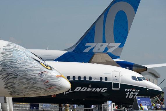 Бразилия хочет создать совместное предприятие между Boeing и Embraer