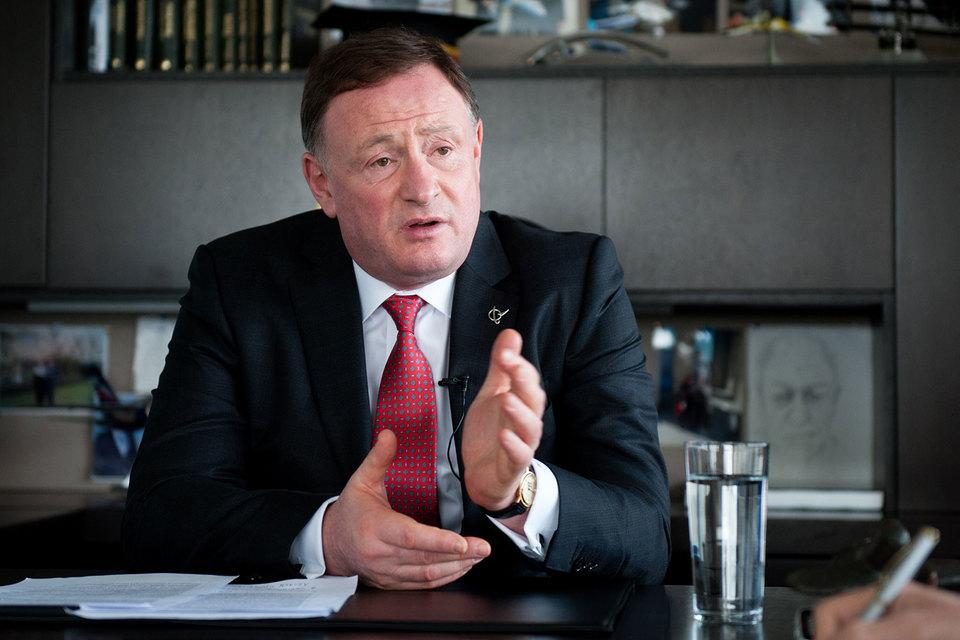 Президент Boeing в России и СНГ Сергей Кравченко