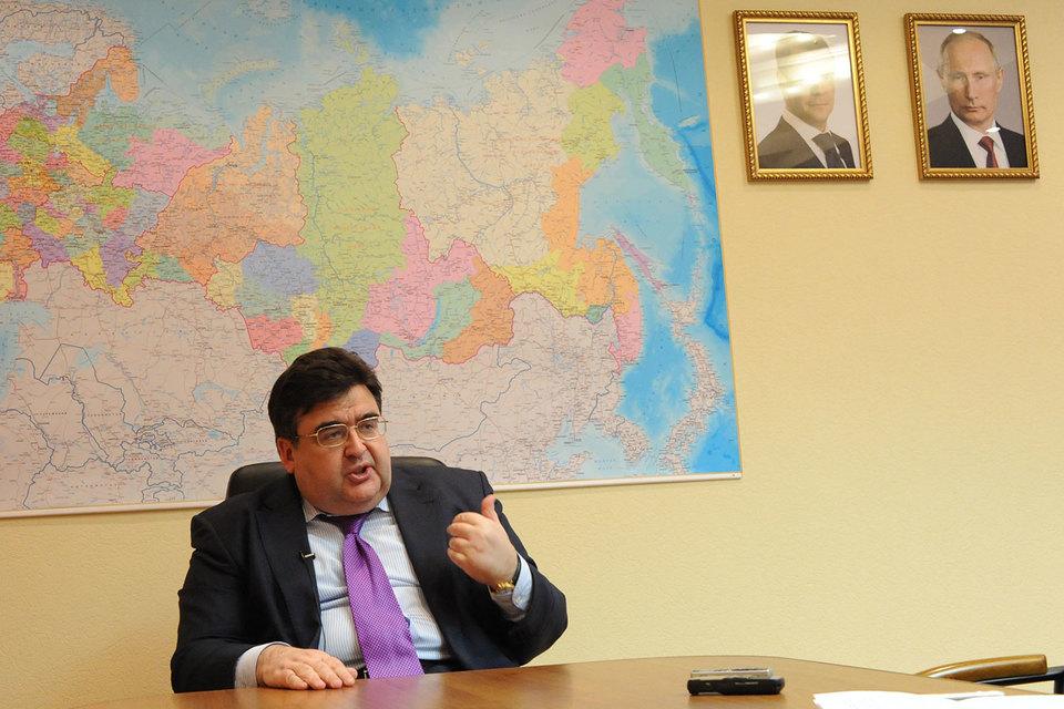 Бывший депутат Госдумы Алексей Митрофанов