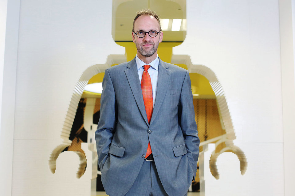 Председатель совета директоров Lego Brand Group Йорген Виг Кнудсторп