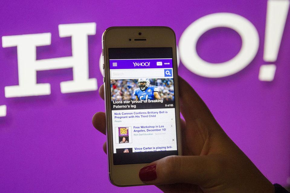 После сделки с Verizon оставшиеся активы Yahoo поменяют название