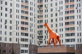 Хуже всего с новым жильем в прошлом году обстояло дело в новой Москве