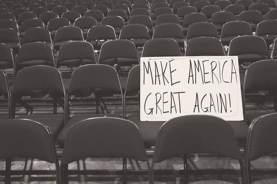 Последняя президентская кампания в США прошла под знаком обсуждения геополитического вопроса «Как снова сделать Америку великой» и производных от него