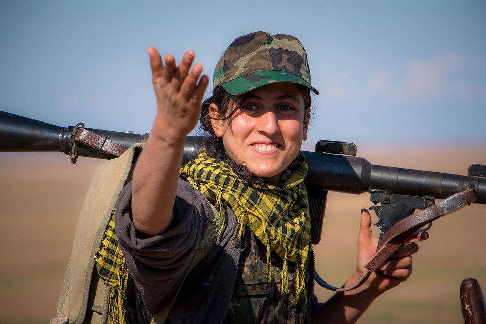 Сирийских курдов не зовут на переговоры в Астане