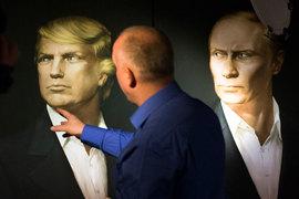 Независимая разведка обвиняет советников Трампа в связях с Россией