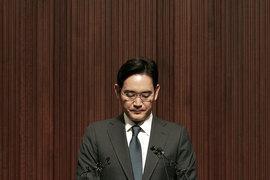 Вице-президент Samsung Ли Чжэ Ён стал подозреваемым в деле о коррупции