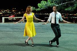 Вместо любовного объяснения герои Райана Гослинга и Эммы Стоун танцуют чечетку