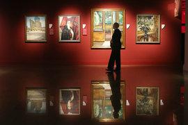 В Институте русского реалистического искусства нет белых стен