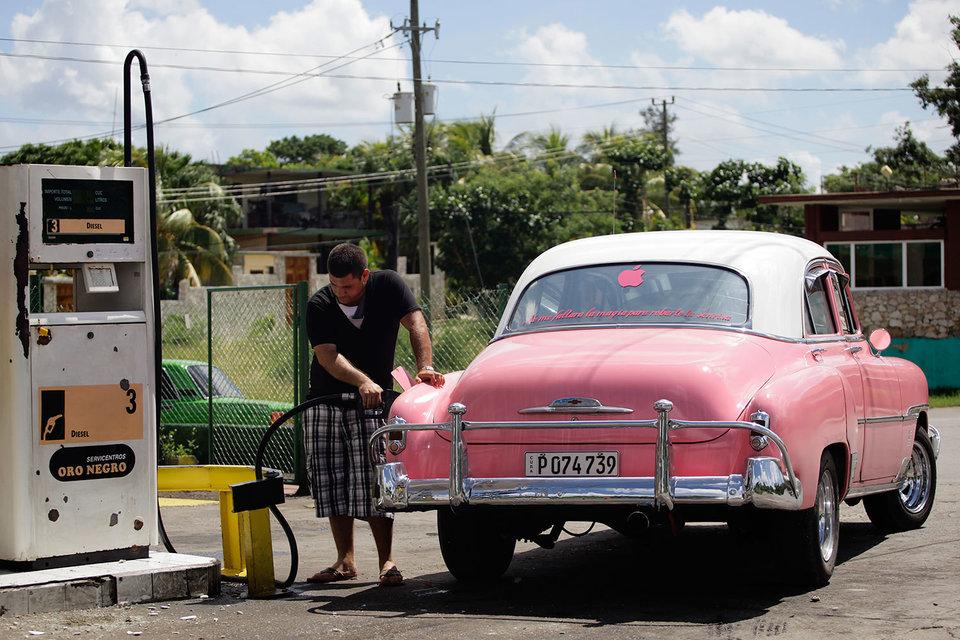 Россия рассчитывает восстановить поставки нефти на Кубу, осуществлявшиеся во времена CCCР