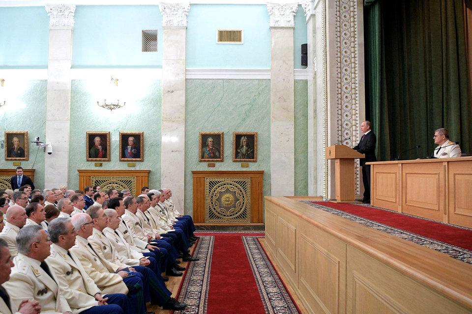 Президент обозначил основные направления деятельности прокуратуры