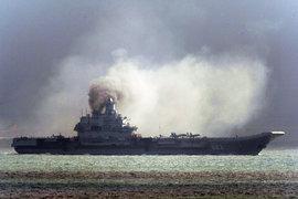 «Кузнецов» возвращается из Сирии в рамках объявленного поэтапного сокращения российских сил после перемирия в конце декабря