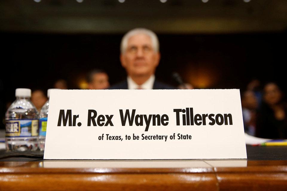 Россия становится центральной темой на слушаниях в сенате США при утверждении госсекретаря и министра обороны
