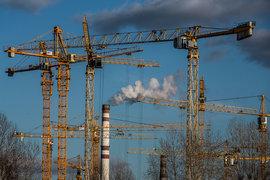 Контракт на строительство комплекса зданий для судов за 28,9 млрд руб. выиграла УК «Кредо»