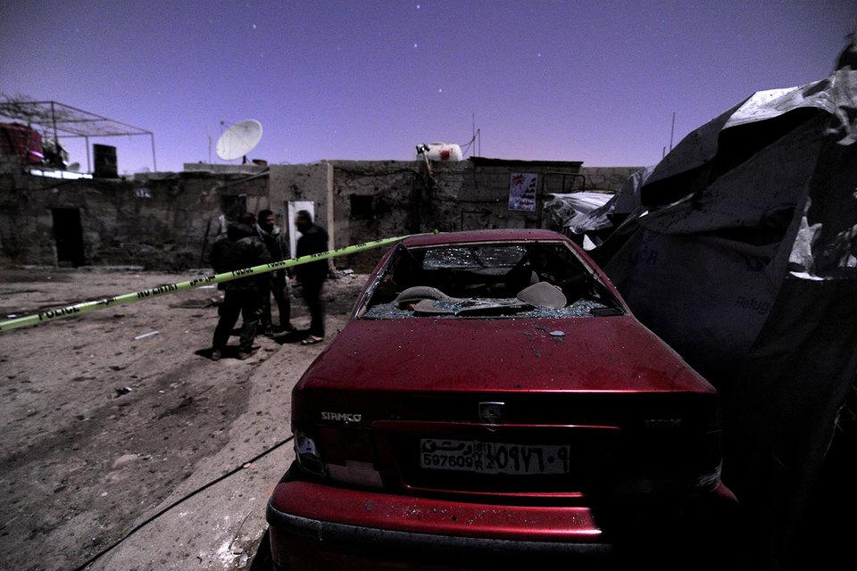 Сирия пригрозила Израилю возмездием за ракетный удар