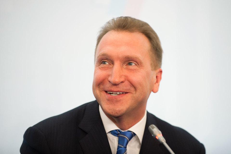 Шувалов рассказал, когда могут быть отменены контрсанкции России