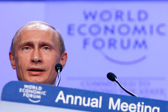 Почему снижается интерес России к Давосскому форуму