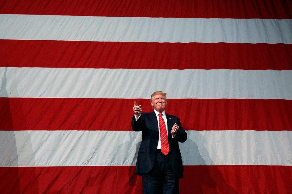 Благодаря Дональду Трампу крупным банкам США не стыдно за конец 2016 г.