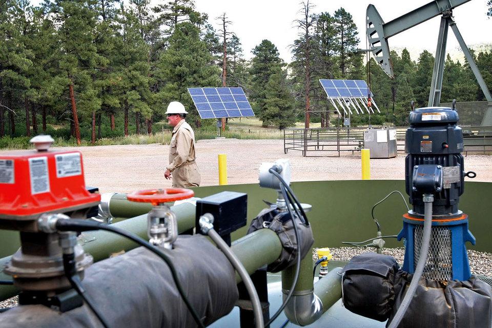 Возобновляемая энергетика играет все большее, но пока не определяющее значение