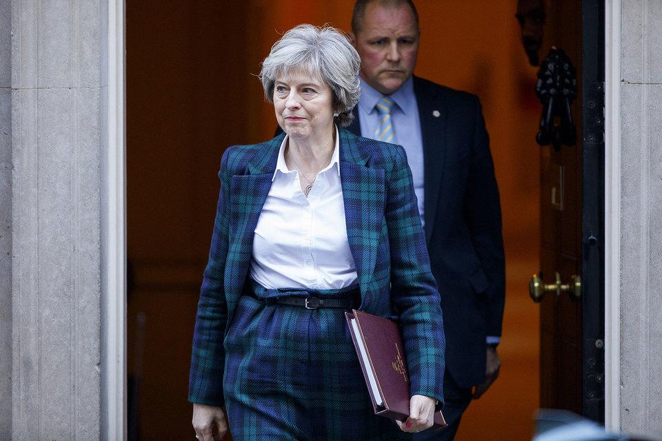 По словам Мэй, финальное соглашение по Brexit поступит на голосование в обе палаты британского парламента
