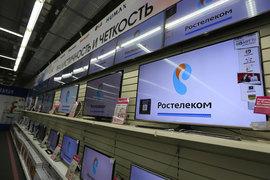 В 2016 г. «Ростелеком» подключил к платному ТВ больше телезрителей, чем в предыдущем году