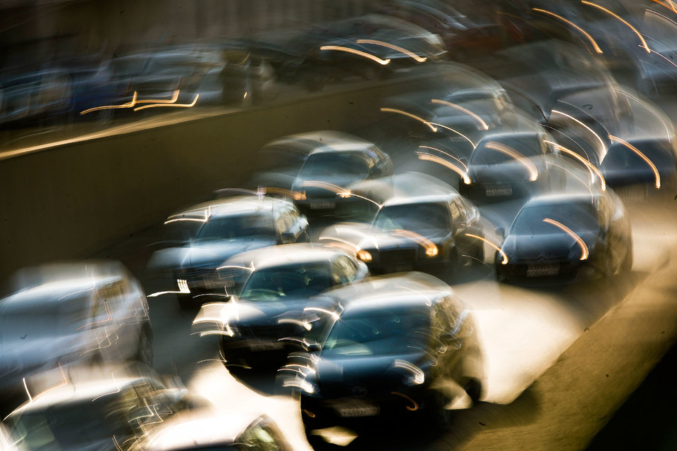 Рынок подержанных автомобилей растет