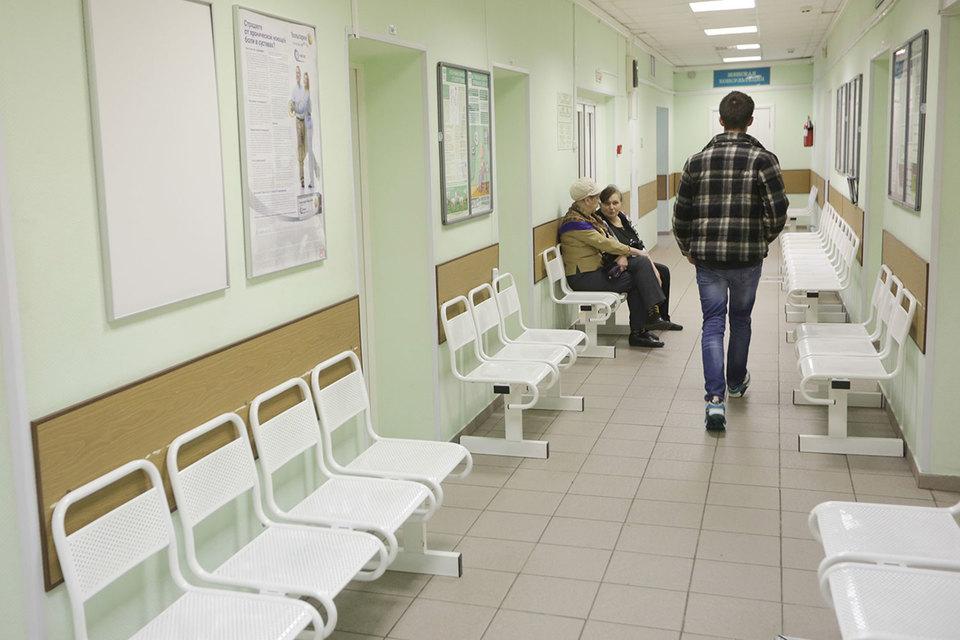 На прием в московских государственных поликлиниках не приходит почти каждый четвертый записавшийся