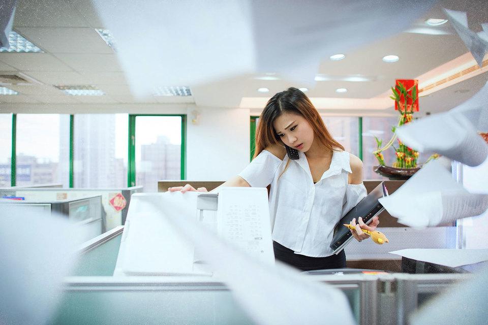 В японской деловой культуре изнеможение от работы считается более ценным, чем высокие результаты, и работодателей это вполне устраивало