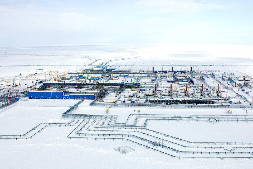 «Газпром» ввел в эксплуатацию трубопровод Бованенково – Ухта – 2, который позволит увеличить добычу газа на Ямале